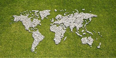 Mapa em Grass