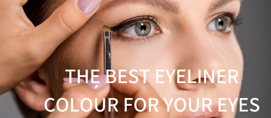 THE BEST EYELINER COLOUR FOR YOUR EYES
