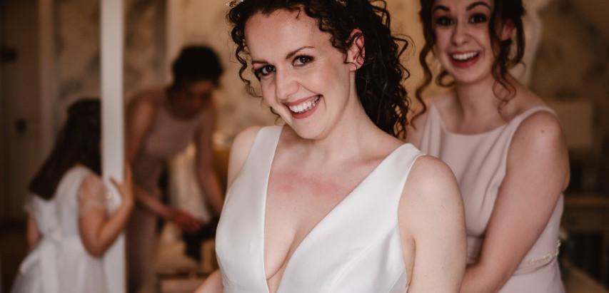Great Fosters Wedding Makeup Artist