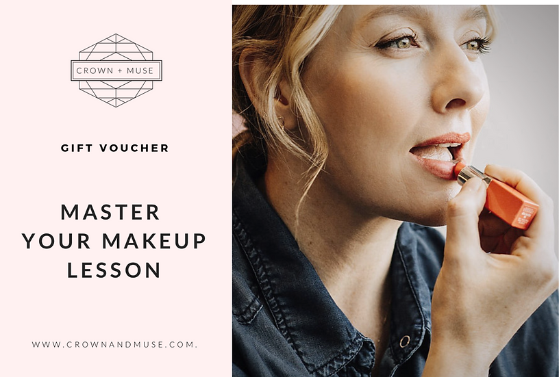 Master your Makeup Lesson