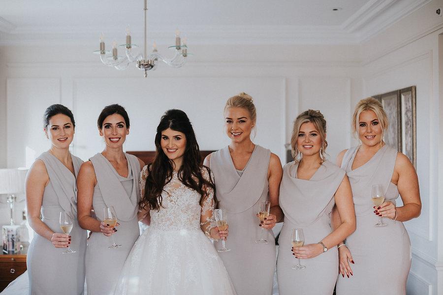 luxury wedding makeup artist