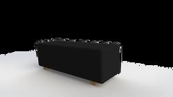 Ref: Sofa running negro
