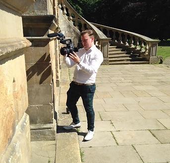 Aberdeen glasgow edinburgh wedding videographer