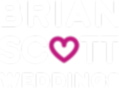 Brian Scott Weddings logo