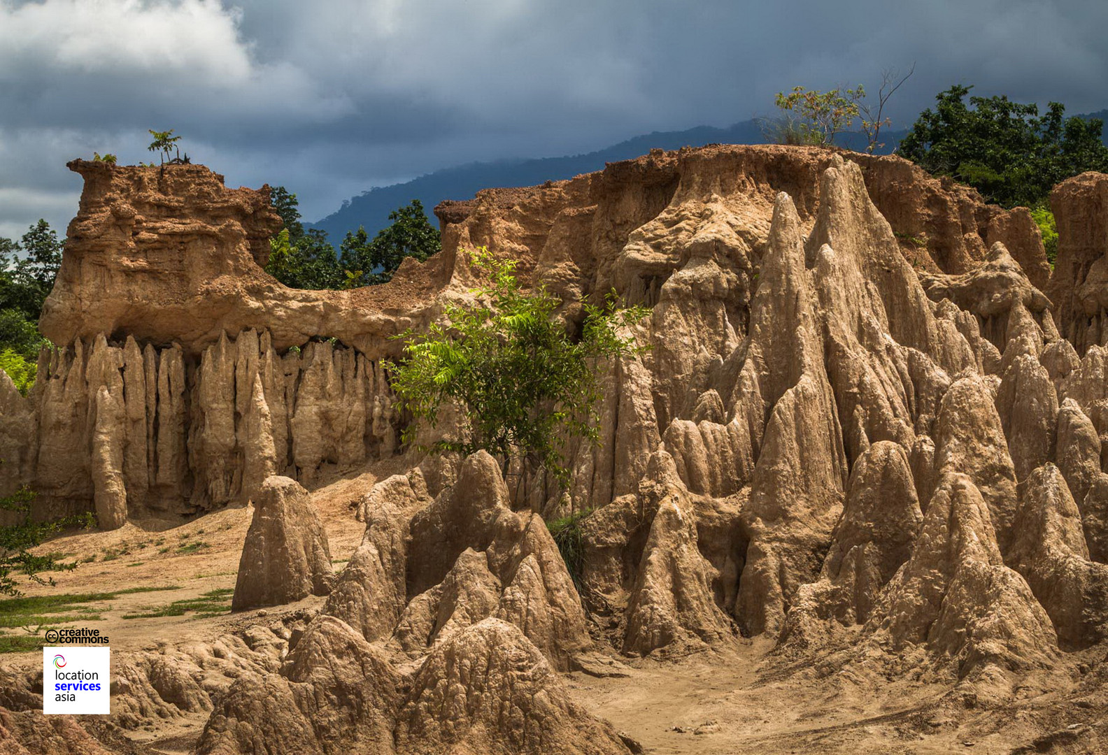 thailand film locations canyons valleys