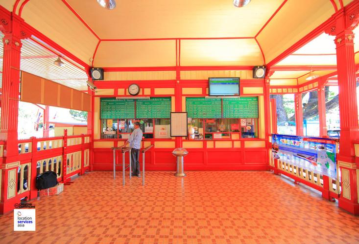 thailand film locations airports railway