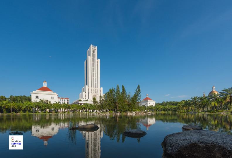 thailand film locations universities b.j