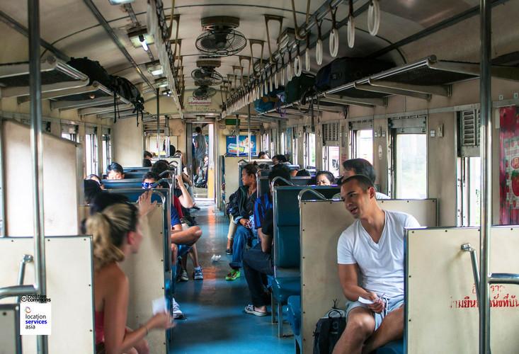 Film Locations Thailand Trains