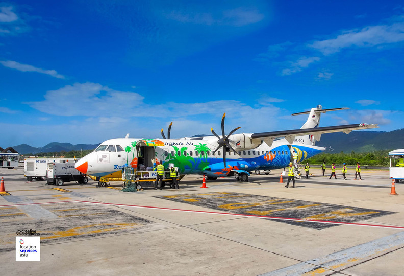 Film Locations Thailand Airfields