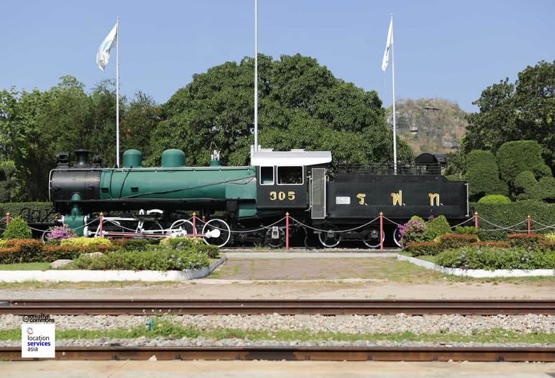 Film Locations Thailand Railways