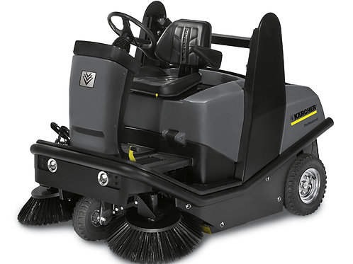 Karcher KM 120 LPG Sweeper