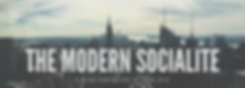 The Modern Socialite blog