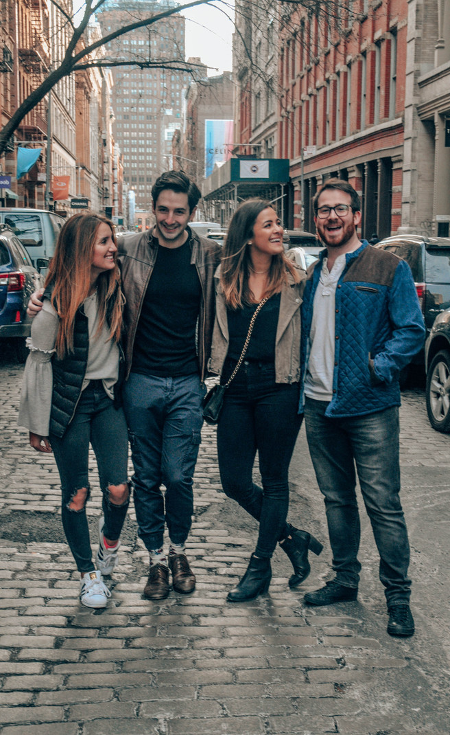 Post Grad Advice: Dating in New York City