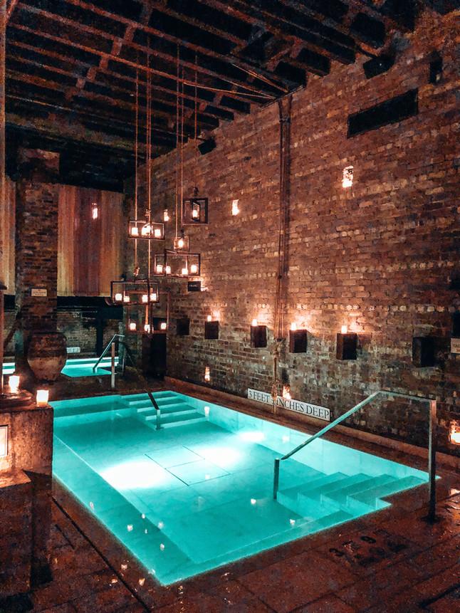 New York City Spa: Aire Ancient Baths to De-Stress