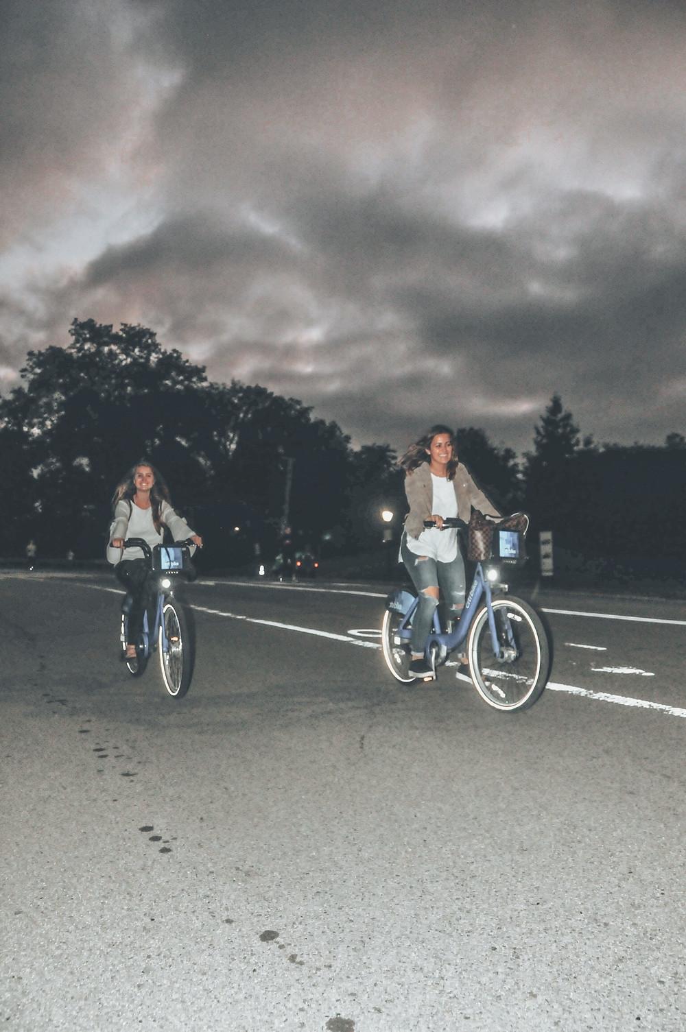 citi bike rides