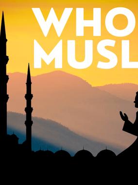 Who Is Muslim Under Muslim Law