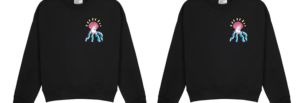 """2 Women's"" džemperiai su MIGLOKO iliustracija"