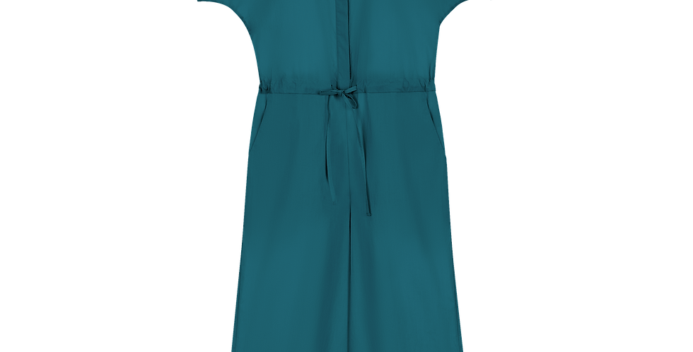 Emerald Green Jumpsuit Dear Freedom
