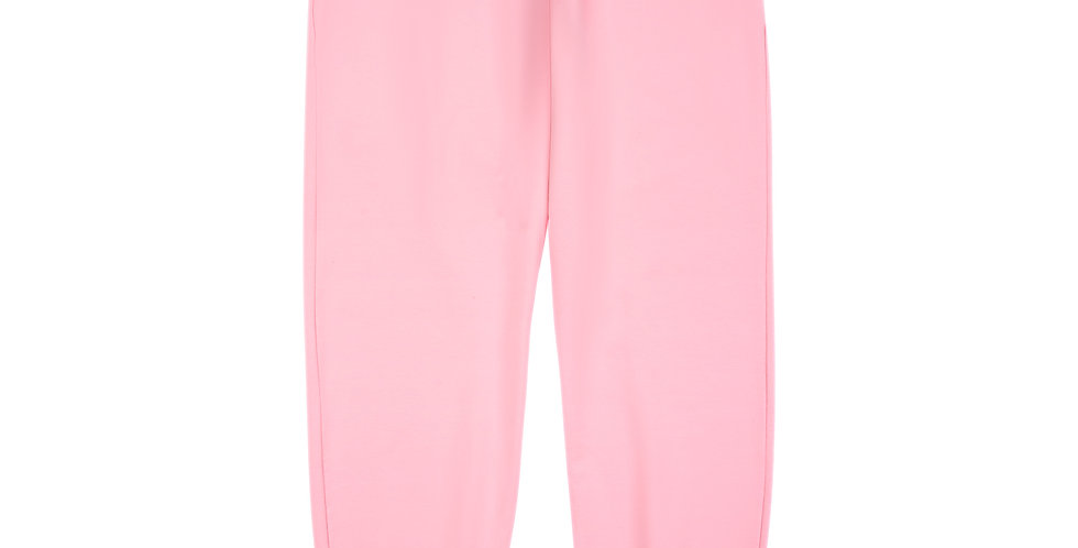 Pink Cotton Track Pants Dear Freedom
