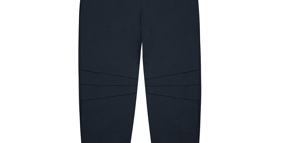 Black Organic Cotton Track Pants Dear Freedom