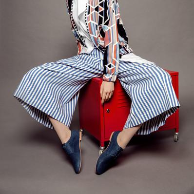 Whytt magazine_Striped culottes Dear Freedom