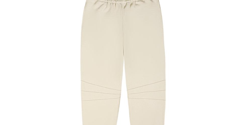 Beige Organic Cotton Track Pants Dear Freedom