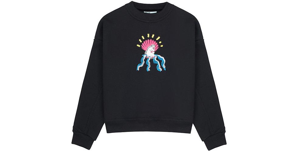 """Kids"" džemperis su Migloko iliustracija Dear Freedom"