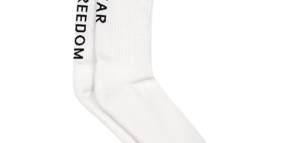 DEAR FREEDOM organic cotton socks