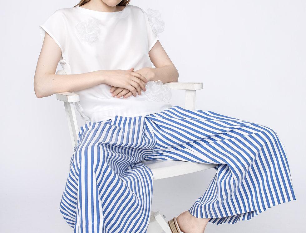 Striped culottes Dear Freedom