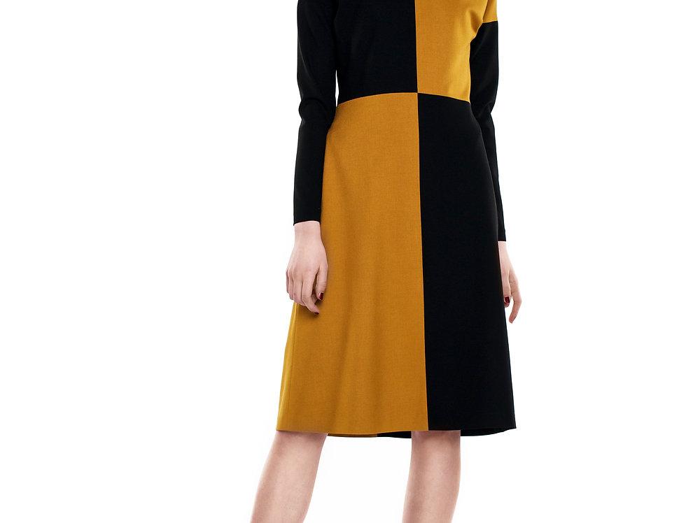 Jona Multi Square Dress
