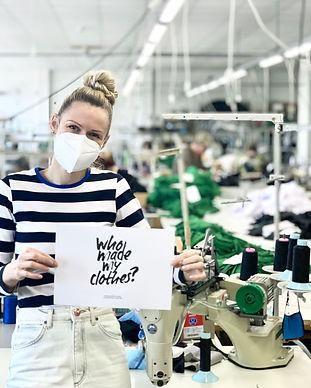 Dear Freedom organic clothing online shop