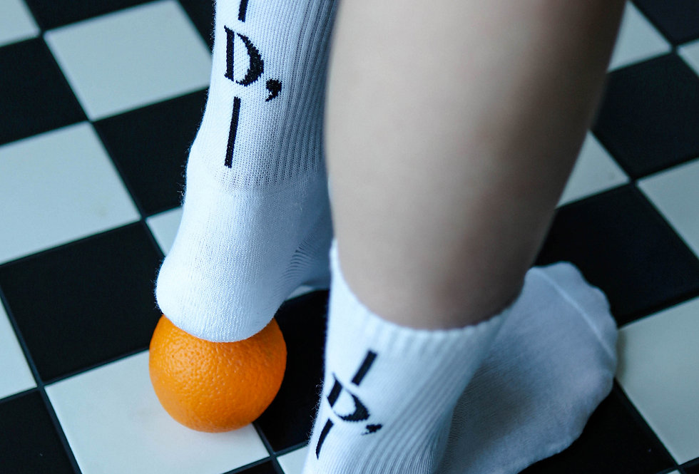 DEAR FREEDOM socks