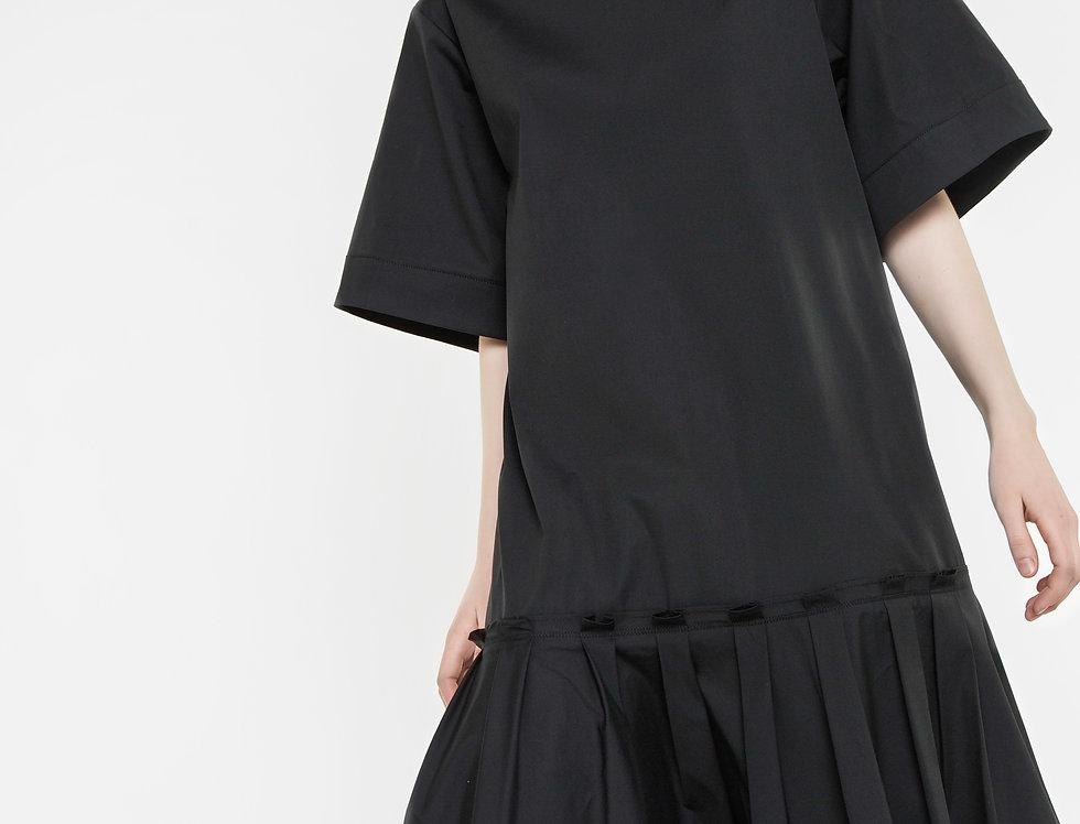 Black flowing dress Dear Freedom