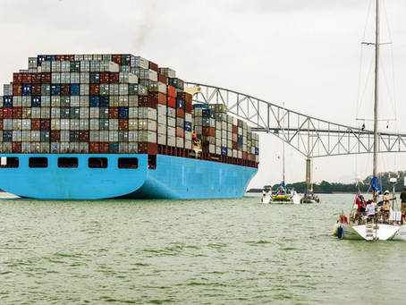 The Panama Canal Runs Low on Water: What it Means for Trade?