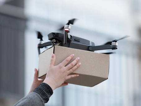 The Future for Drones in Logistics
