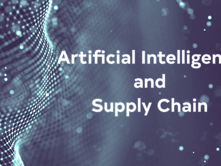 Current Trends in Artificial Intelligence and Supply Chain