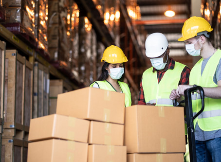 COVID-19-Induced Shipper Divide Affects the Future of the Supply Chain Industry