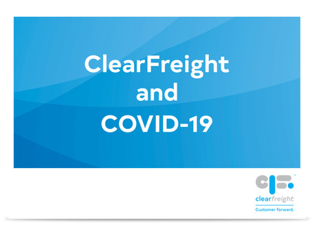 How ClearFreight Is Responding To COVID-19