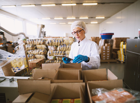 Food Makers Hoarding Ingredients for Fear of Supply Chain Disruptions