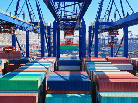 Container Shipping Rates Still Surging With Rising EU & US Demand