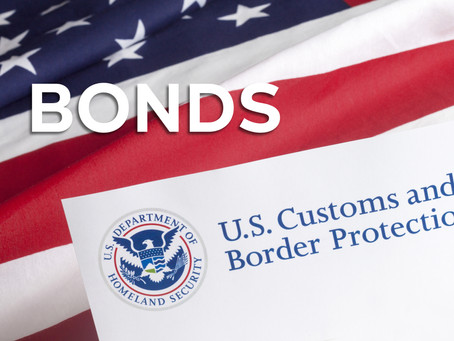 What is a Customs Bond?