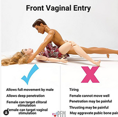 Sex Positions Front Vaginal Entry