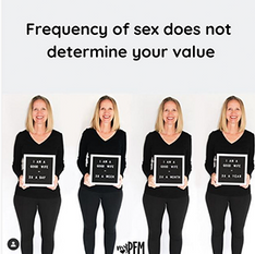 Sex and Frequency