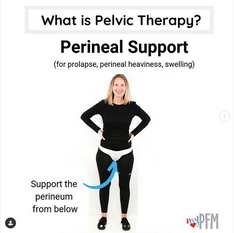 Perineal Support ll