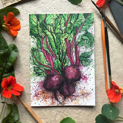 Beetroot Notebook