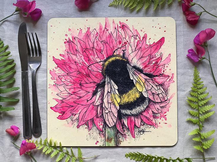 Bumblebee Placemat