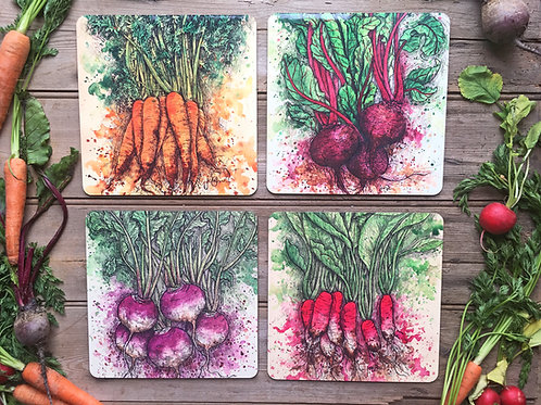 Vegetable Placemats