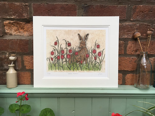Spring Meadow Limited Edition Print