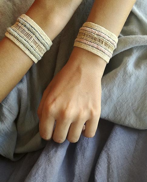 bracelets prototypes