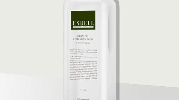 ESBELL Greentea Refreshing Toner (33.81fl.oz)